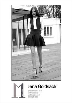 Jena Goldsack