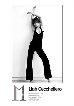 Liah Cecchellero