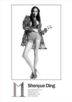 Shenyue Ding