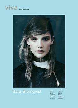 SARA BLOMQVIST
