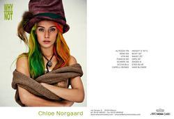 Chloe Norgaard