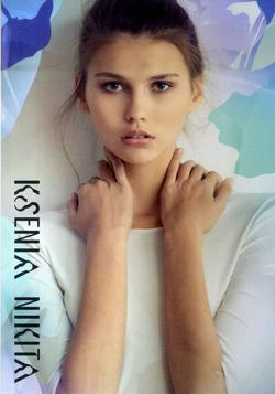 Ksenia Nikitina