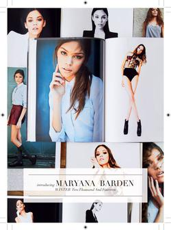 MARYANA BARDEN