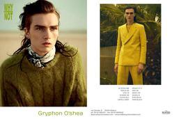 Gryphon Oshea