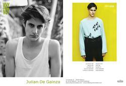 Julian DeGainza