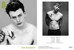 Sid Ellisdon