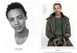Earl James
