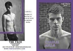 CHARLIE MILLS