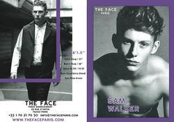 SAM WALKER
