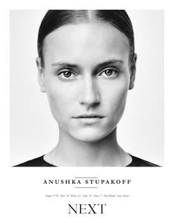 Anushka Stupakoff