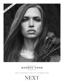 Maddie Cook