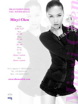 Minyi Chen