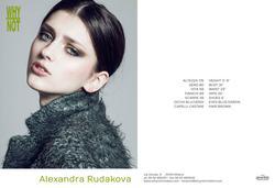 Alexandra Rudakova