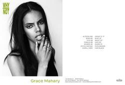 Grace Mahary