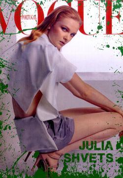 Julia Shvets