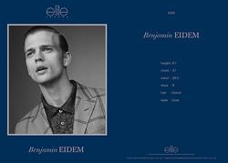 Benjamin Eidem