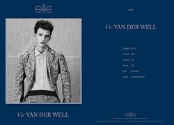 Vic Van Der Well