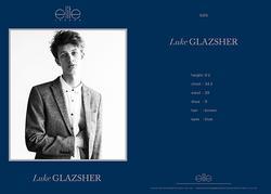 Luke Glazsher