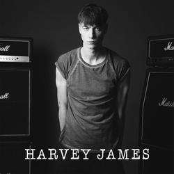 Harvey James