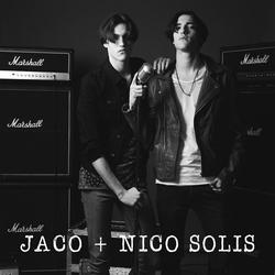 Jaco and Nico Solis