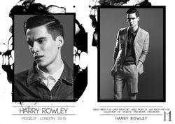 Harry Rowley