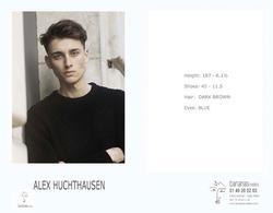 Alex Huchthausen