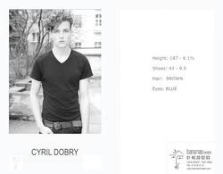 Cyril Dobry