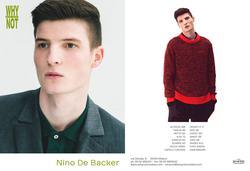Nino De Backer