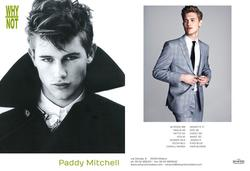 Paddy Mitchell
