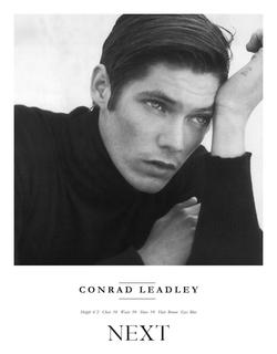 Conrad Leadley