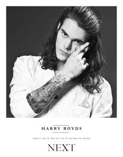 Harry Royds