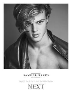 Samuel Kayes