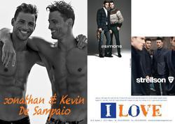 Jonathan and Kevin De Sa