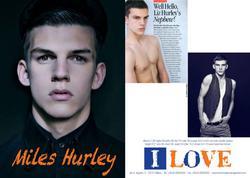 Miles Hurley