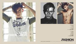 LEWIS CHESSON GRIEVE