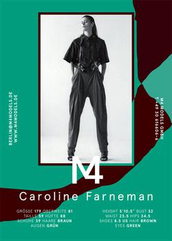 Caroline Farneman