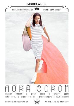 Nora Zorom