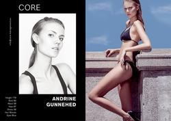 Andrine Gunnehed