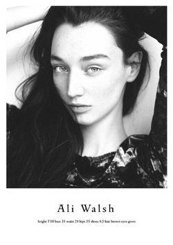 Ali Walsh