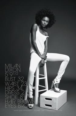 Milan Dixon