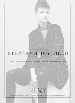 Stephanie Joy Field