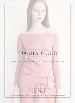 Dasha Gold