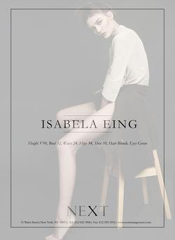Isabela Eing