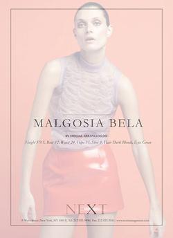 Malgosia Bela