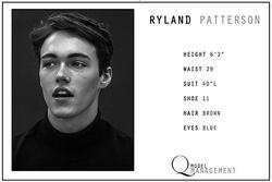 Ryland Patterson