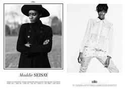 Maddie Seisay