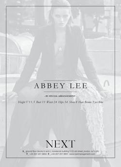 Abbey Lee