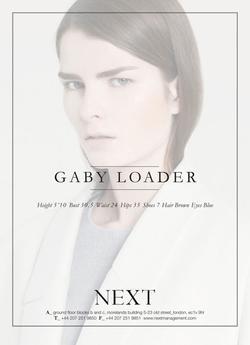 Gaby Loader
