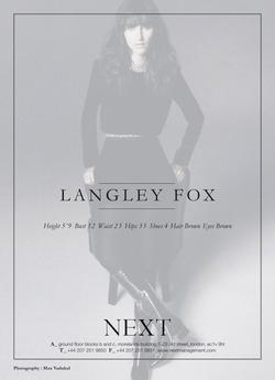 Langley Fox