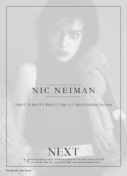 Nic Neiman